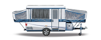 Rangitsch Bros Folding Campers