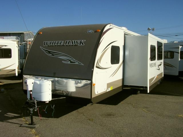 2013 JAYCO WHITE HAWK 31 DSLB