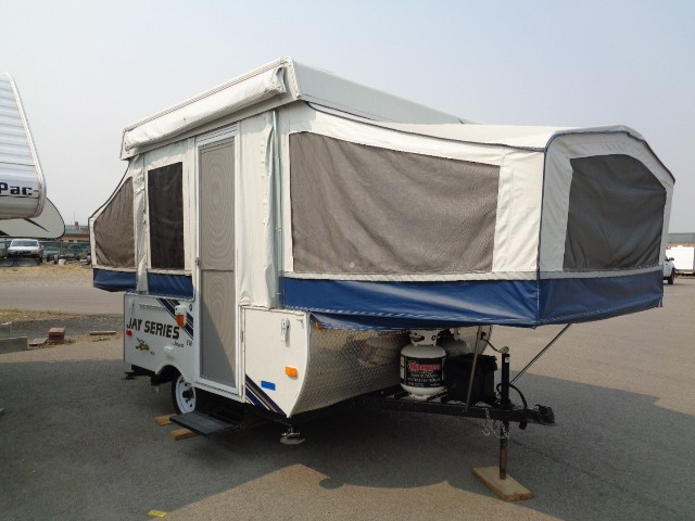 2009 JAYCO 806 JAY SERIES TENT TRAILER