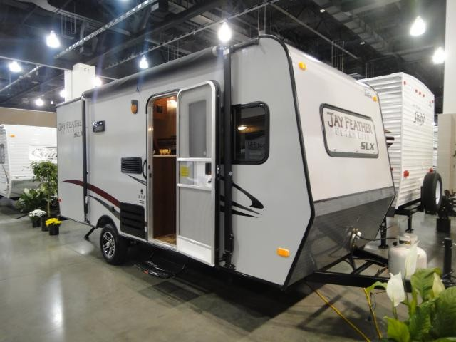 2014 JAYCO JAY FEATHER SLX 18FDB