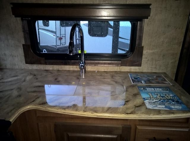 2017 OUTDOORS RV GLACIER PEAK F30RKS