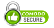 Site secured by Comodo