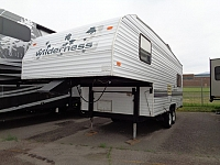 1997 FLEETWOOD WILDWOOD 21L5B