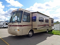 2005 HOLIDAY RAMBLER NEPTUNE 34PDD