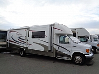 2007 FOREST RIVER LEXINGTON GTS 283TS