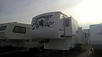 2007 KEYSTONE EVEREST 345