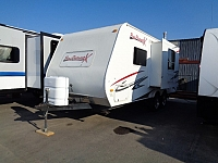 2009 CRUISER RV FUN FINDER X SERIES 210 WBS