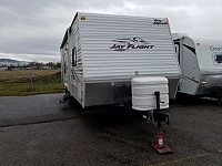 2009 JAYCO JAY FLIGHT 22 FB