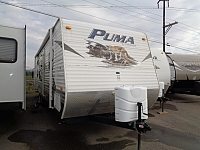 2010 FOREST RIVER PALOMINO PUMA
