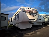 2012 KEYSTONE ALPINE 3700RE