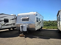 2012 OUTDOORS RV CREEK SIDE 18 CK