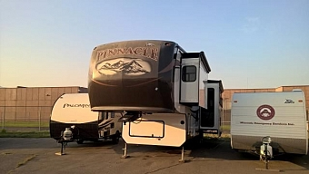 2013 JAYCO PINNACLE 31 RLTS