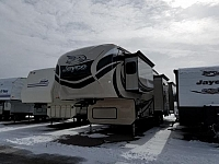 2015 JAYCO PINNACLE 36 REQS