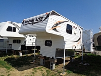2016 TRAVEL LITE 770 R SUPER LITE TRUCK CAMPER