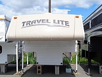 2016 TRAVEL LITE 840SBRX TRUCK CAMPER