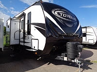 2017 HEARTLAND RV TORQUE TOY HAULER SERIES 30