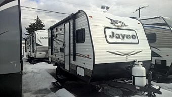 2017 JAYCO JAY FLIGHT SLX 175RD