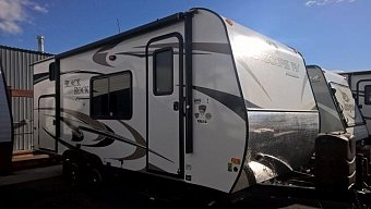 2017 OUTDOORS RV BLACK ROCK 18DB
