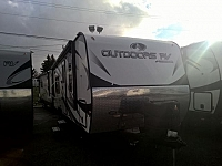 2017 OUTDOORS RV CREEK SIDE 22RB