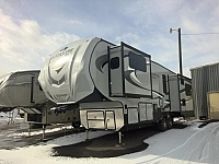 2017 OUTDOORS RV GLACIER PEAK F30RLS