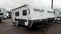 2017 TRAVEL LITE EXPRESS E18 TRAVEL TRAILER