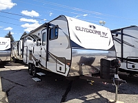 2018 OUTDOORS RV CREEK SIDE 21DBS