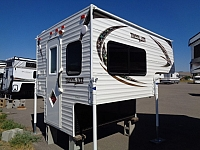 2018 TRAVEL LITE 625 SUPER LITE TRUCK CAMPER