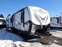2019 OUTDOORS RV BLACK STONE 270RKS