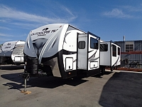 2019 OUTDOORS RV BLACK STONE 270RLS