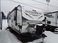 2019 OUTDOORS RV MTN TRX 21FBS