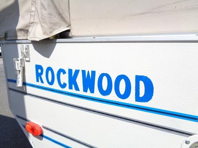 1994 ROCKWOOD TENT TRAILER