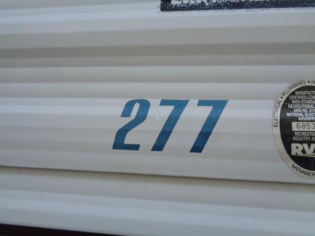 2000 JAYCO EAGLE 277