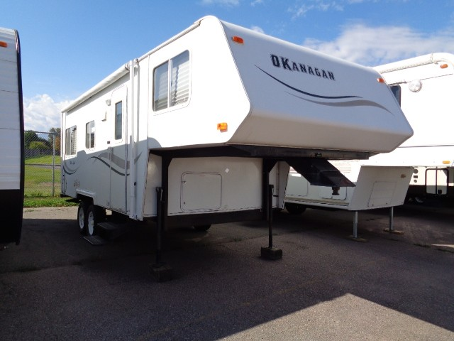 2004 OKANOGAN FIFTH WHEEL