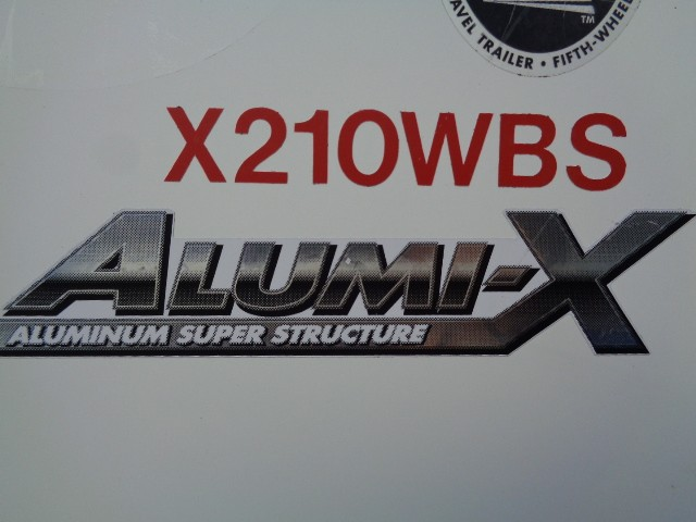 2009 CRUISER RV FUN FINDER X SERIES 210 WBS