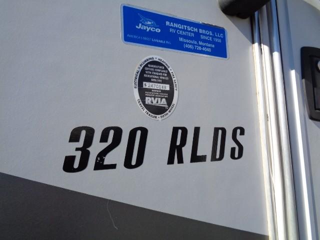 2010 JAYCO EAGLE 320 RLDS