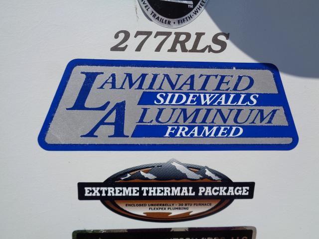 2011 KEYSTONE SPRINTER 277 RLS
