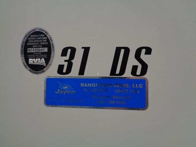 2014 JAYCO GREYHAWK 31 DS
