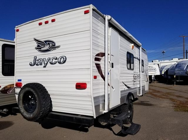 2014 JAYCO JAY FLIGHT SWIFT SLX 195RB