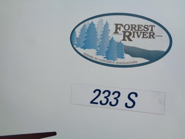 2015 FOREST RIVER ROCKWOOD ROO