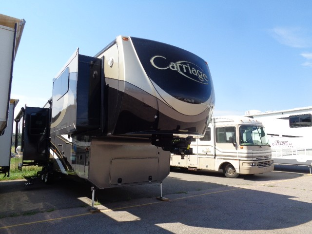 2016 REDWOOD RV CARRIAGE CROSSROADS 40RL