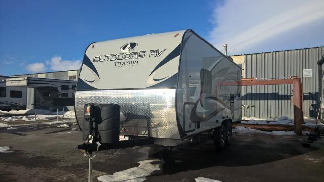 2017 OUTDOORS RV CREEK SIDE 20FQ
