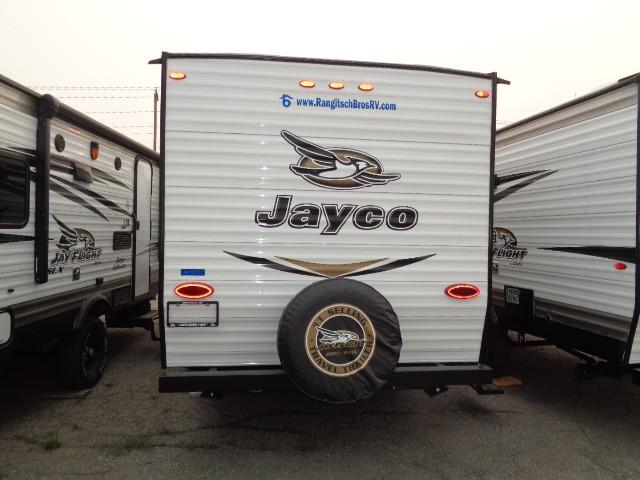 2018 JAYCO JAY FLIGHT SLX 195RB