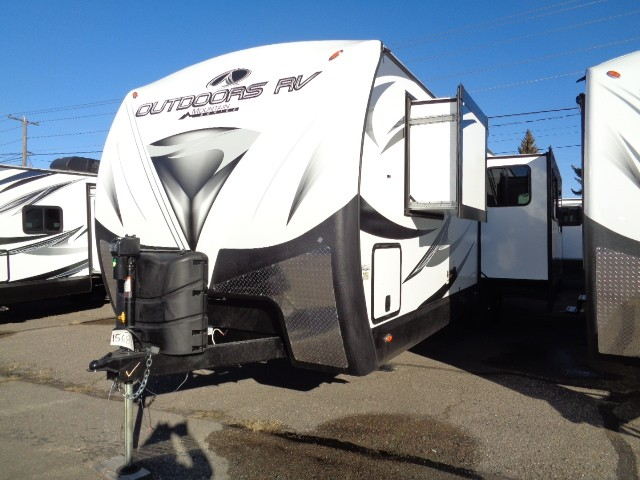 2018 OUTDOORS RV BLACK STONE 280RKS