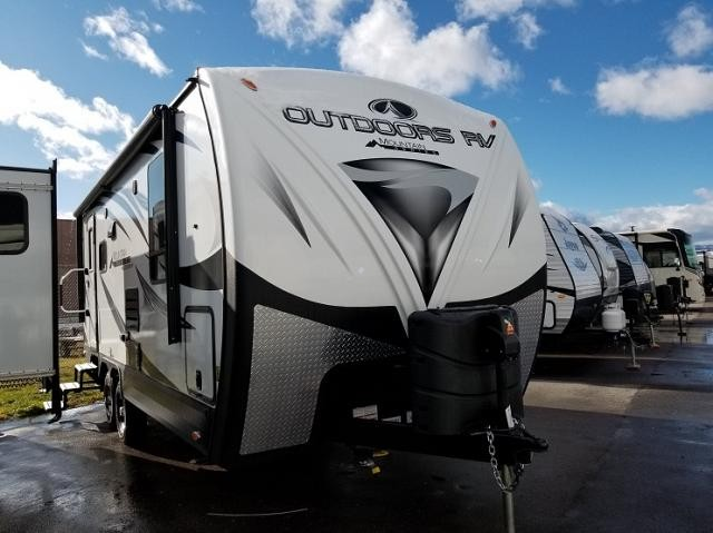 2018 OUTDOORS RV TIMBER RIDGE 21FQS