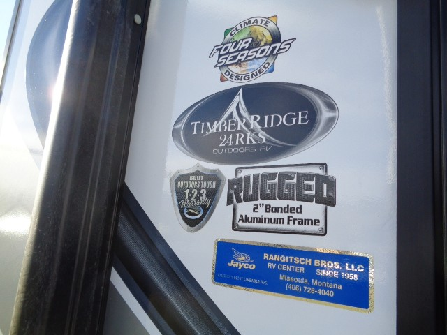 2018 OUTDOORS RV TIMBER RIDGE 24RKS