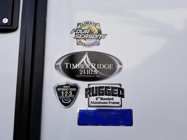 2018 OUTDOORS RV TIMBER RIDGE 24RLS