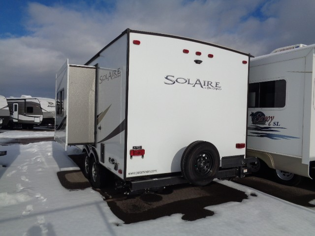2018 PALOMINO SOLAIRE 201SS