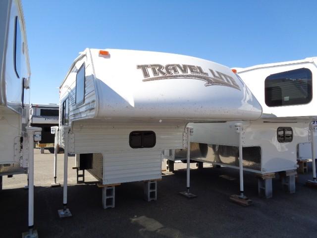 2018 TRAVEL LITE 800X TRUCK CAMPER