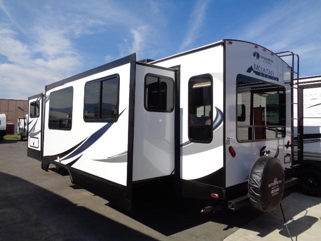 2019 OUTDOORS RV BLACK STONE 270RLS
