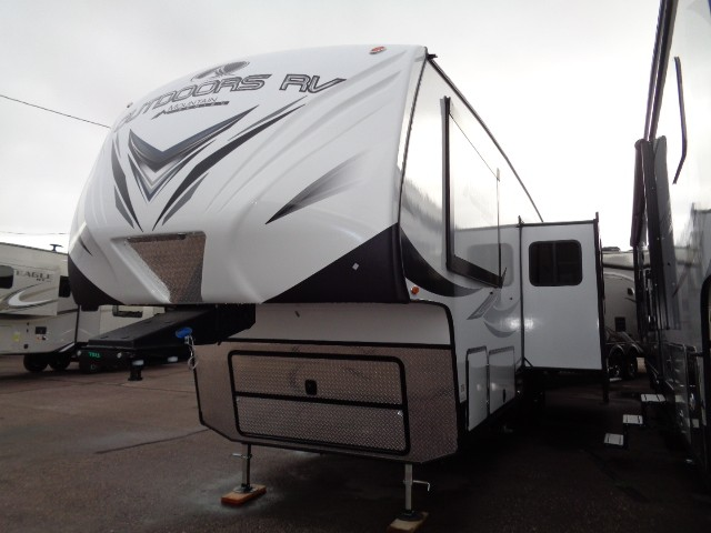 2019 OUTDOORS RV GLACIER PEAK F28RKS MP